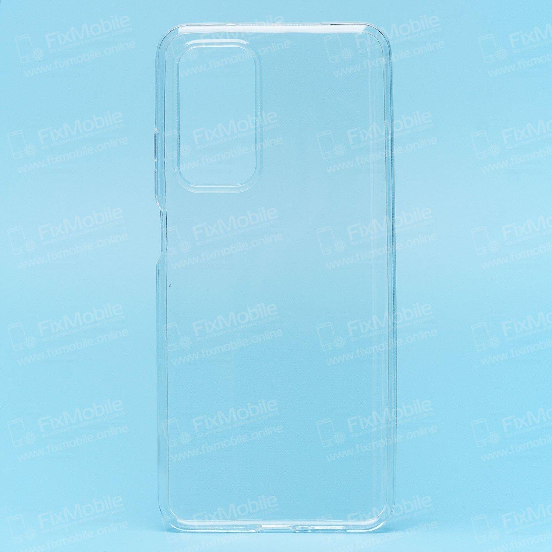 Чехол-накладка Ultra Slim для Xiaomi Mi 10T Pro (прозрачная)