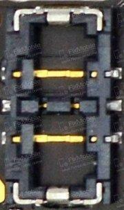 Коннектор аккумуляторной батареи для Apple iPhone 7 Plus
